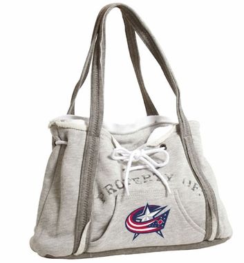 Columbus Blue Jackets Property of Hoody Purse