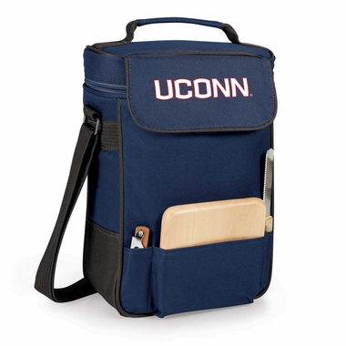 Connecticut Duet Compact Picnic Tote (Navy)