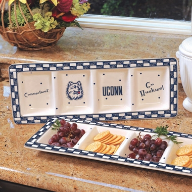 Connecticut Gameday Relish Tray