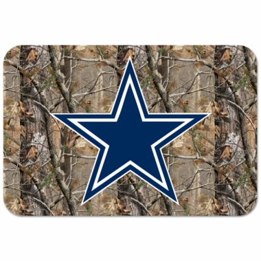 Dallas Cowboys 20 x 30 Mat (Realtree)