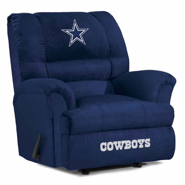 Dallas Cowboys Big Daddy Recliner