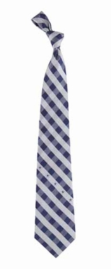 Dallas Cowboys Check Poly Necktie