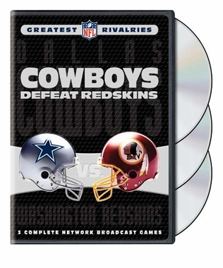 Dallas Cowboys (Cowboys Defeat Redskins) DVD