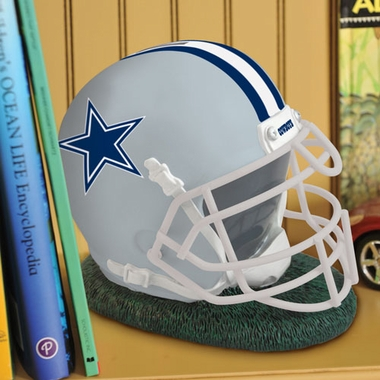 Dallas Cowboys Helmet Shaped Bank