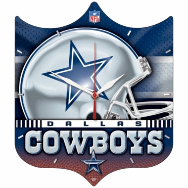 Dallas Cowboys High Definition Wall Clock