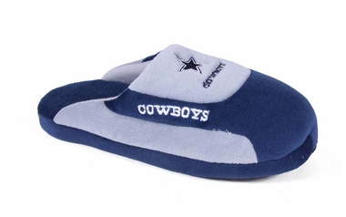Dallas Cowboys Unisex Low Pro Slippers