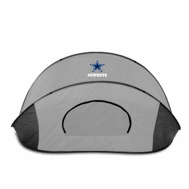 Dallas Cowboys Manta Sun Shelter (Black/Gray)