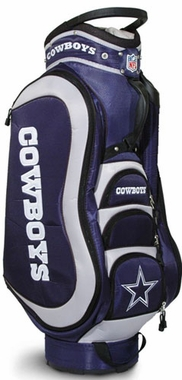 Dallas Cowboys Medalist Cart Bag
