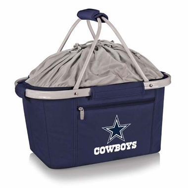 Dallas Cowboys Metro Basket (Navy)