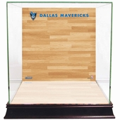 Dallas Mavericks Display Cases