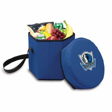 Dallas Mavericks Bongo Cooler / Seat (Navy)