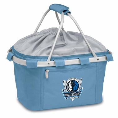 Dallas Mavericks Metro Basket (Sky Blue)