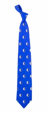 Dallas Mavericks Prep Silk Necktie