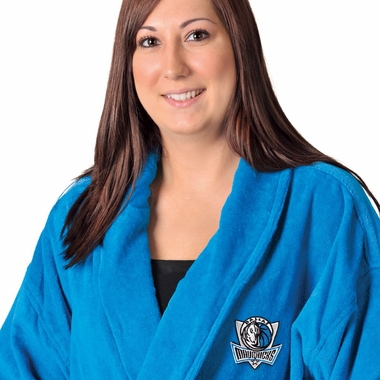 Dallas Mavericks UNISEX Bath Robe (Alternate Color)