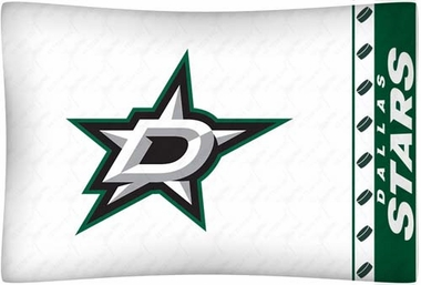 Dallas Stars Individual Pillowcase