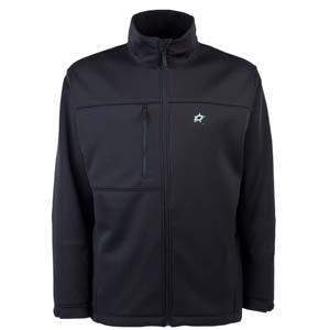 Dallas Stars Mens Traverse Jacket (Color: Black) - Large