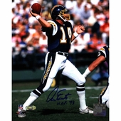 San Diego Chargers Autographed