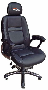 Denver Broncos Head Coach Office Chair