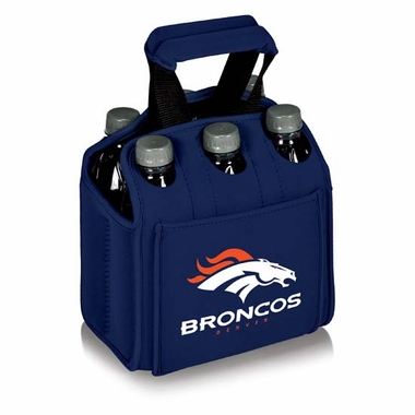 Denver Broncos Six Pack (Navy)