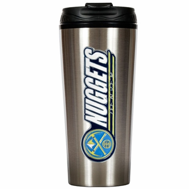 Denver Nuggets 16 oz. Thermo Travel Tumbler