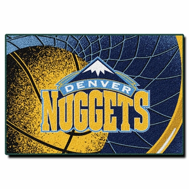 Denver Nuggets 40 x 60 Rug