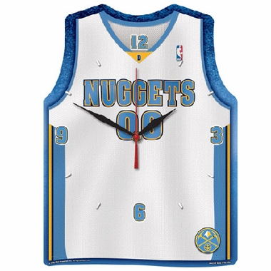 Denver Nuggets High Definition Wall Clock