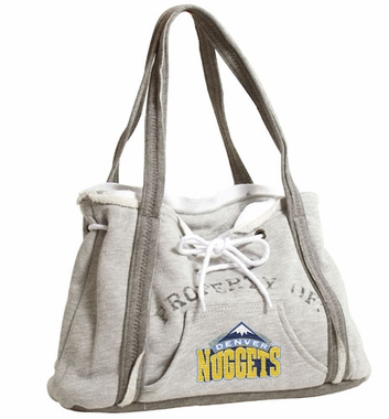 Denver Nuggets Property of Hoody Purse