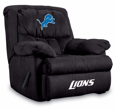 Detroit Lions Home Team Recliner