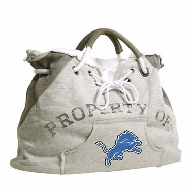 Detroit Lions Property of Hoody Tote