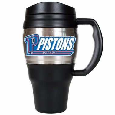 Detroit Pistons 20oz Oversized Travel Mug