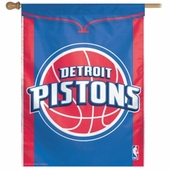 Detroit Pistons Flags & Outdoors