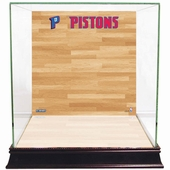 Detroit Pistons Display Cases