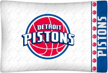 Detroit Pistons Individual Pillowcase