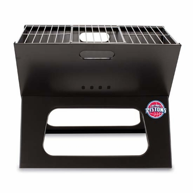 Detroit Pistons X-Grill