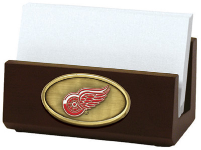 Detroit red wings business card holder colourmoves