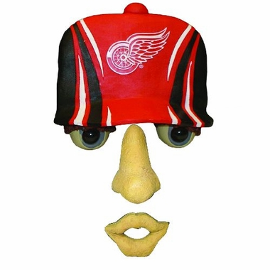 Detroit Red Wings Forest Face