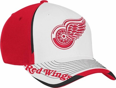 Detroit Red Wings NHL Reebok 2012 Center Ice 2nd Season Player Hat