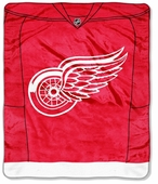 Detroit Red Wings Bedding & Bath