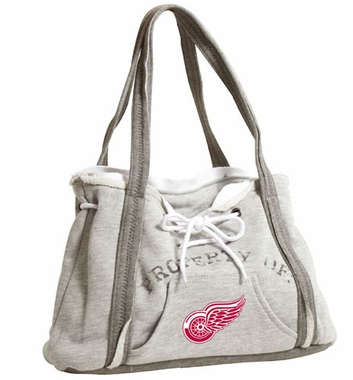 Detroit Red Wings Property of Hoody Purse