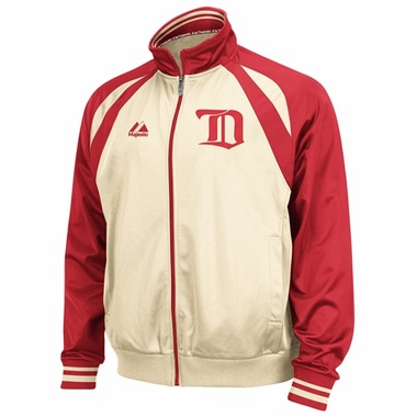 Detroit Red Wings Retro Therma Base Track Jacket