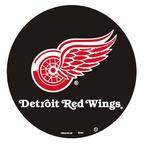 Detroit Red Wings Black Tire Cover - Standard Size