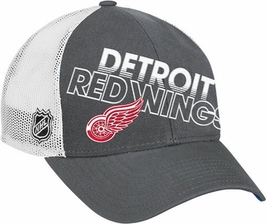 Detroit Red Wings TNT Trucker Flex Fit Mesh Back Hat