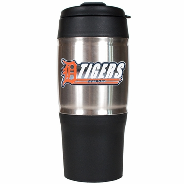 Detroit Tigers 18oz Oversized Travel Tumbler