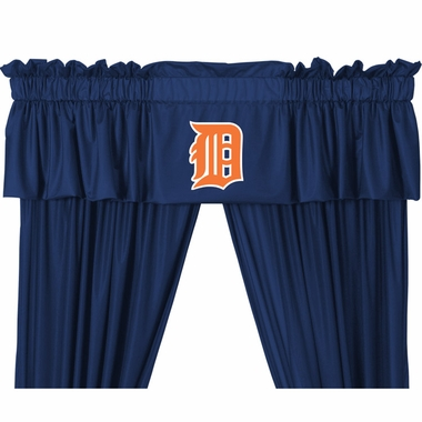 Detroit Tigers Logo Jersey Material Valence