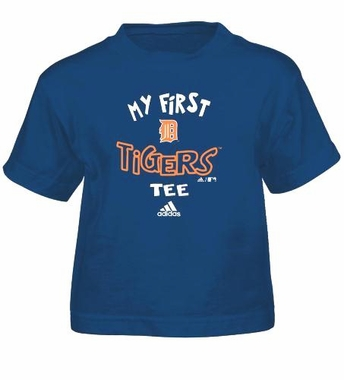 Detroit Tigers My First Tee Infant Shirt