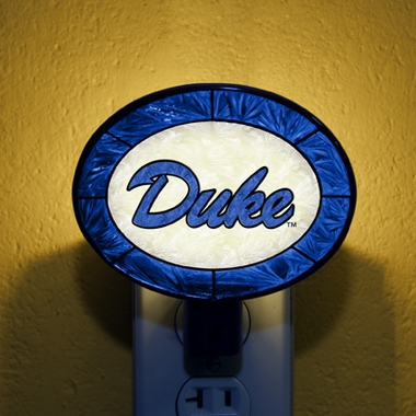 Duke Art Glass Night Light
