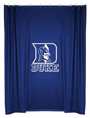 Duke Jersey Material Shower Curtain
