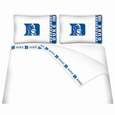 Duke Queen Sheet Set