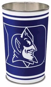 "Duke Blue Devils 15"" Waste Basket"
