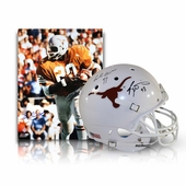 University of Texas Autographed